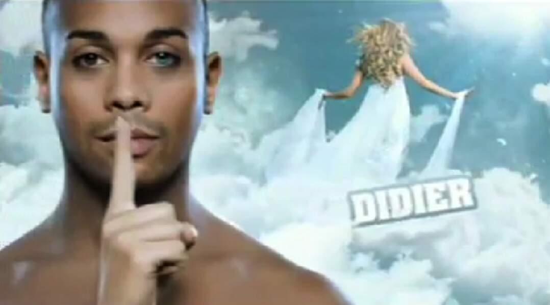 """Didier (Saison 3). Son secret : """"Nous sommes mariés"""" (avec Elise)"""
