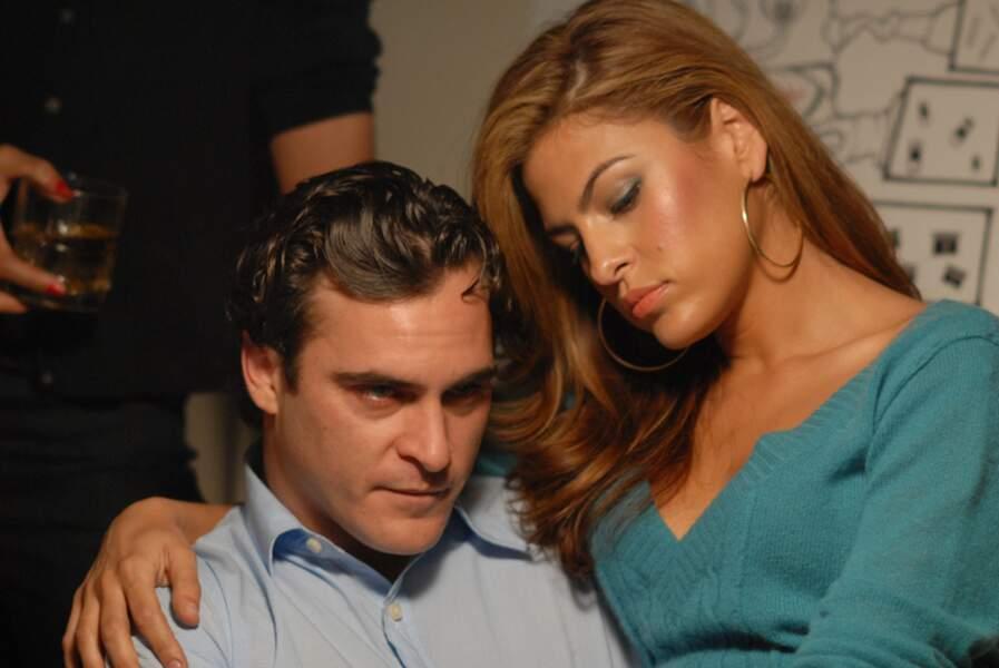 Elle est également à l'affiche de l'excellent drame policier, La nuit nous appartient, avec Joaquin Phoenix (2007)