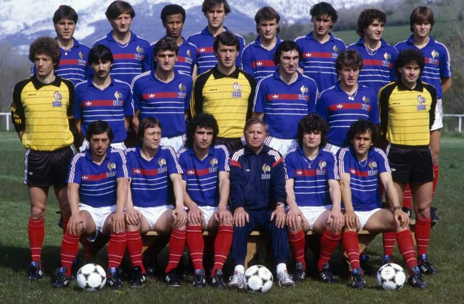 C'est grâce à eux que la France a gagné son premier Euro en 1984