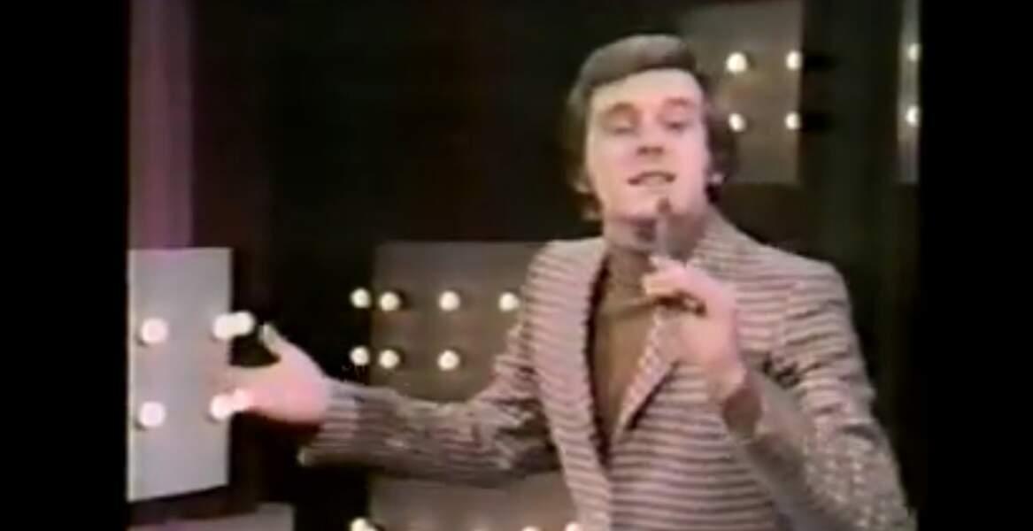 Le chanteur québéquois Pierre Lalonde est décédé le 21 juin 2016 à l'âge de 75 ans