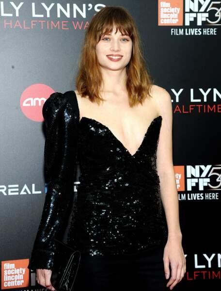 Mackenzie Leigh, atout charme du film