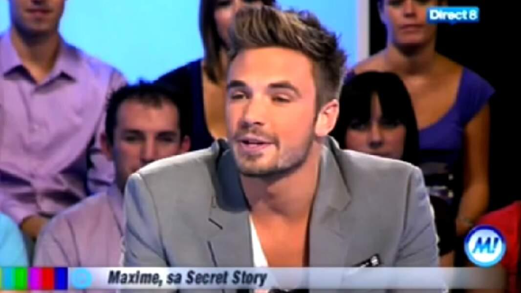 Maxime Ducloux (Saison 4) est toujours mannequin et coiffeur