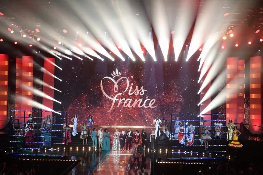 Voici le meilleur de l'élection Miss France 2019