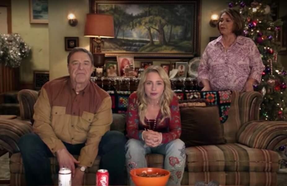 Roseanne est de retour (ABC)