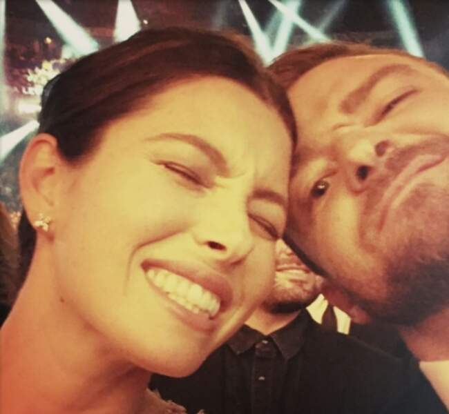 Cutest couple ever : Jessica Biel et Justin Timberlake !