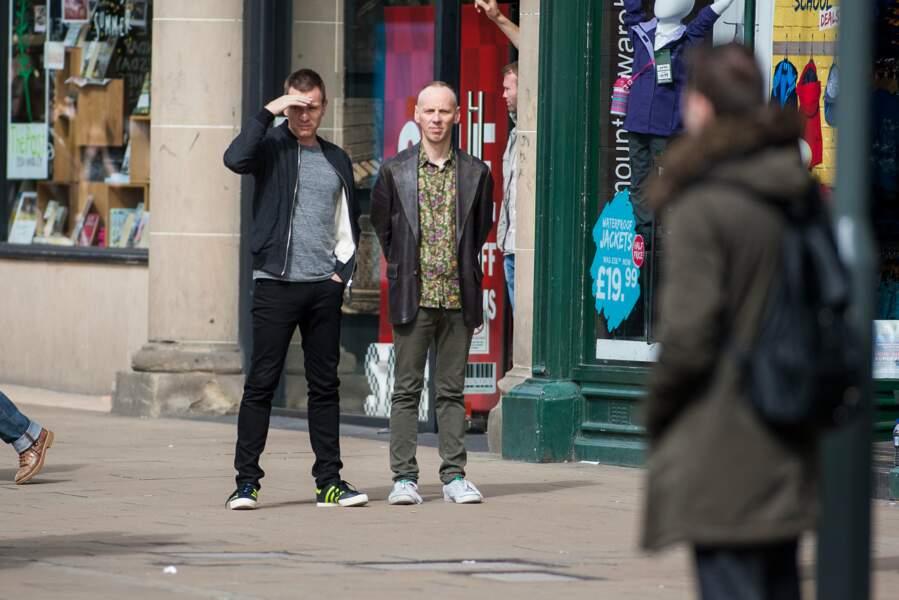 Le tournage de Trainspotting 2 se poursuit à Édimbourg en Écosse
