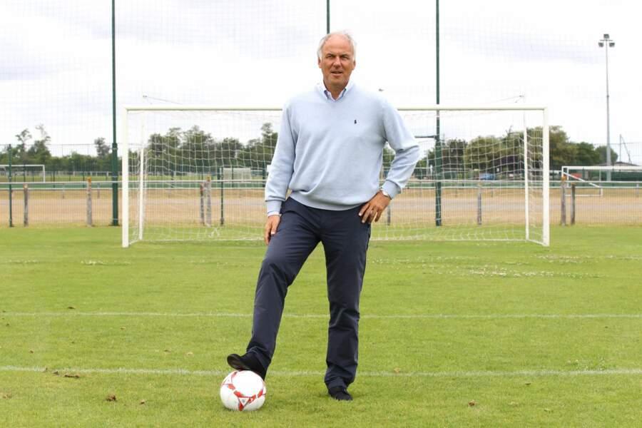 Aujourd'hui, il entraîne l'équipe réserve des Girondins de Bordeaux