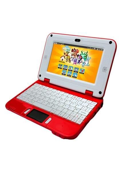 Pour les geeks en herbe, voici l'ordinateur portable NetKids2 Visio !