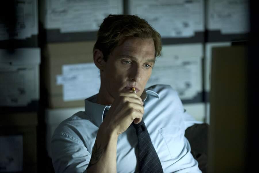 Avant eux, Matthew McConaughey s'était lancé avec True Detective en 2014