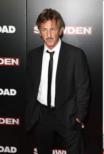 Avec American Lions et The First, Sean Penn n'a pas hésité à se lancer dans les séries