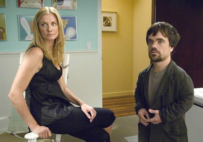 Peter Dinklage a prêté ses traits à Marlowe, un amant de Julia dans la saison 4.