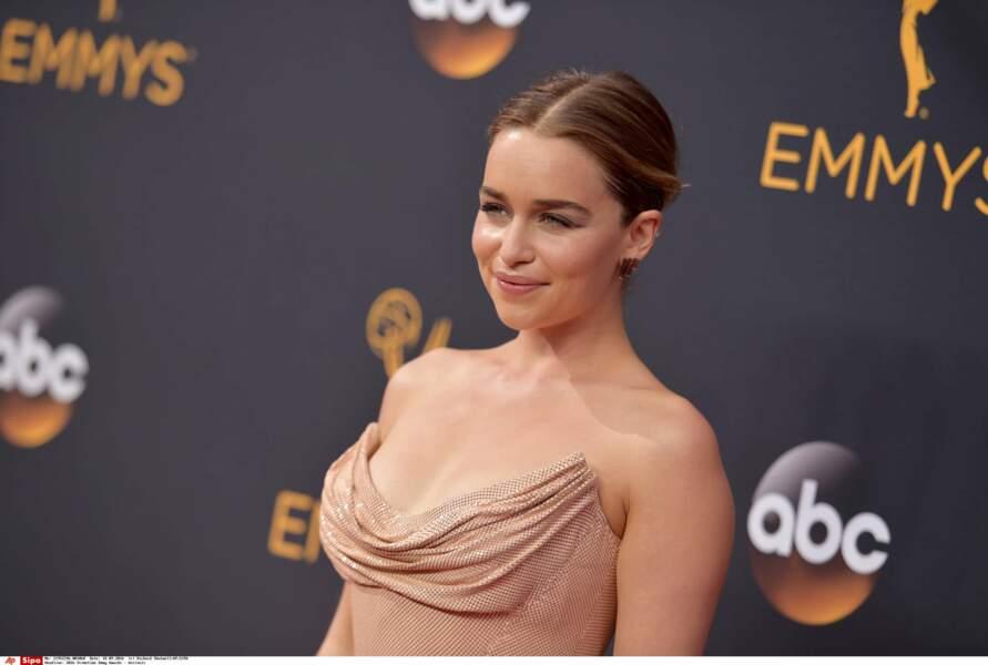 L'actrice a été plusieurs fois nommée aux Emmy Awards pour son rôle dans la série