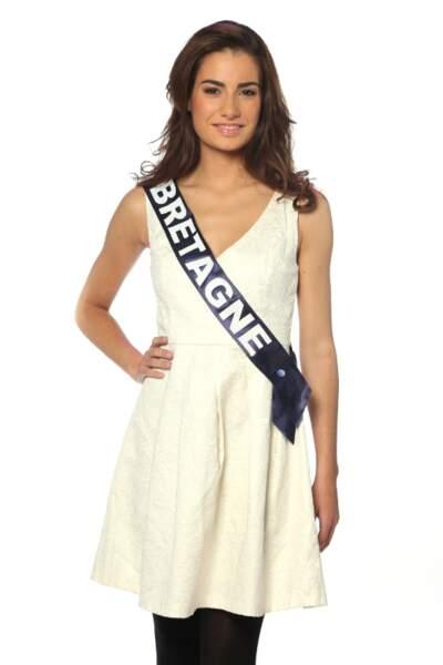 Marie Chartier, Miss Bretagne 2013