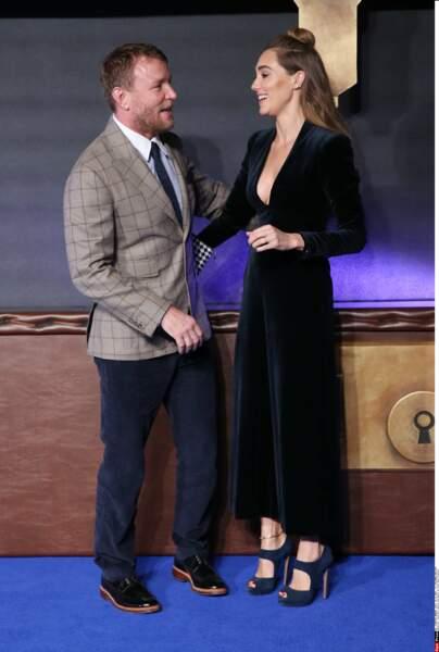 ou encore le réalisateur Guy Ritchie et son épouse, le mannequin Jacqui Ainsley