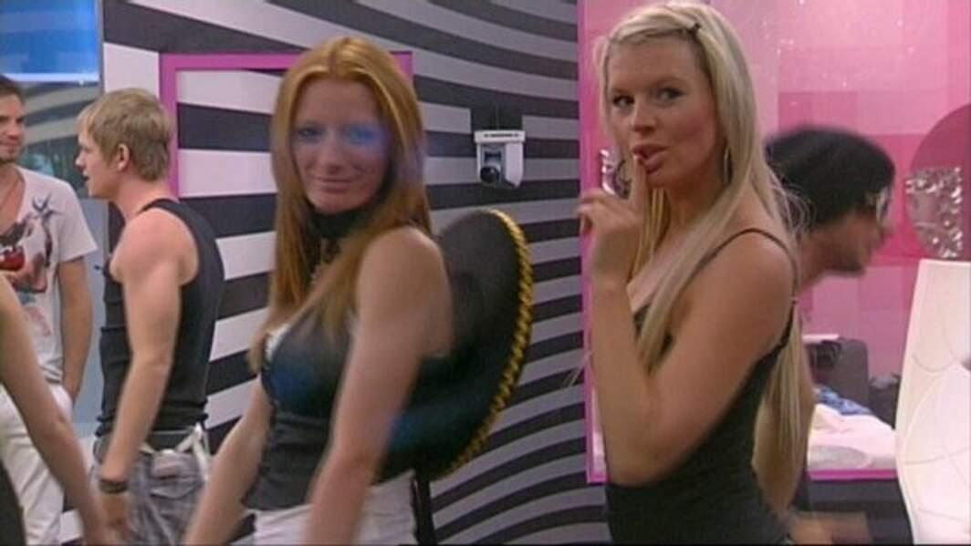 Chrismaëlle Staes (Saison 4) est toujours gogo danseuse