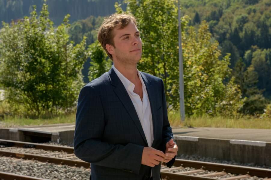 Olivier Salvet : l'acteur Pierre-Benoist Varoclier