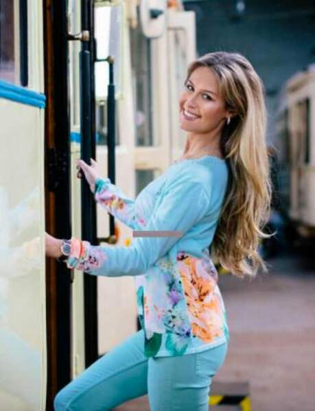 Miss Belgique, Lenty FRANS