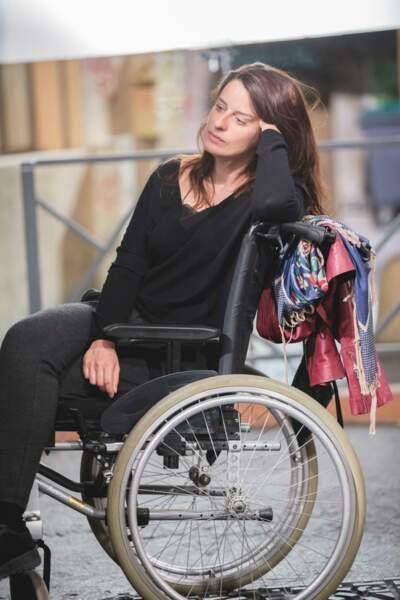 Luna est devenue un pilier de la série, après bien des épreuves, dont un accident qui l'a rendue paraplégique