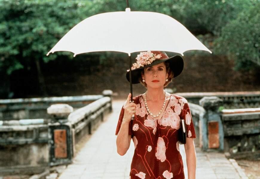 En 1993, la grande Catherine Deneuve est nommée dans la catégorie Meilleure actrice pour Indochine…
