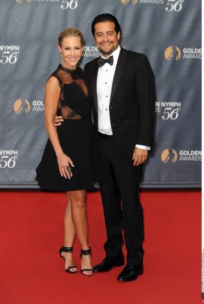 Julie Benz et son mari