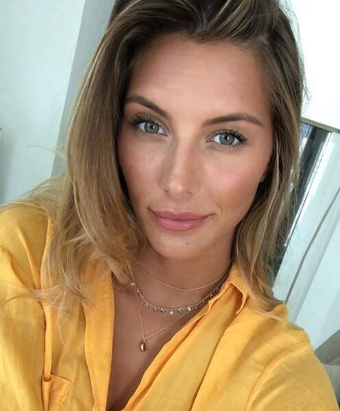 Un selfie de Camille Cerf