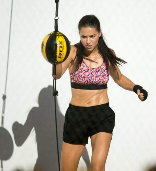 ... pour Victoria's Secret et sa ligne de vêtements de sport !