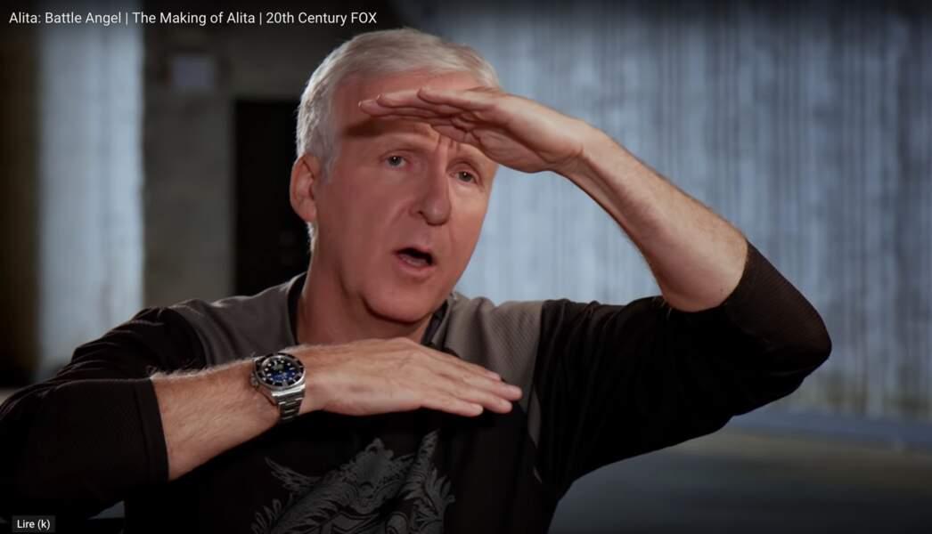 """James Cameron prévoyait de réaliser le film dès 2003, mais son projet """"Avatar"""" décala la production."""