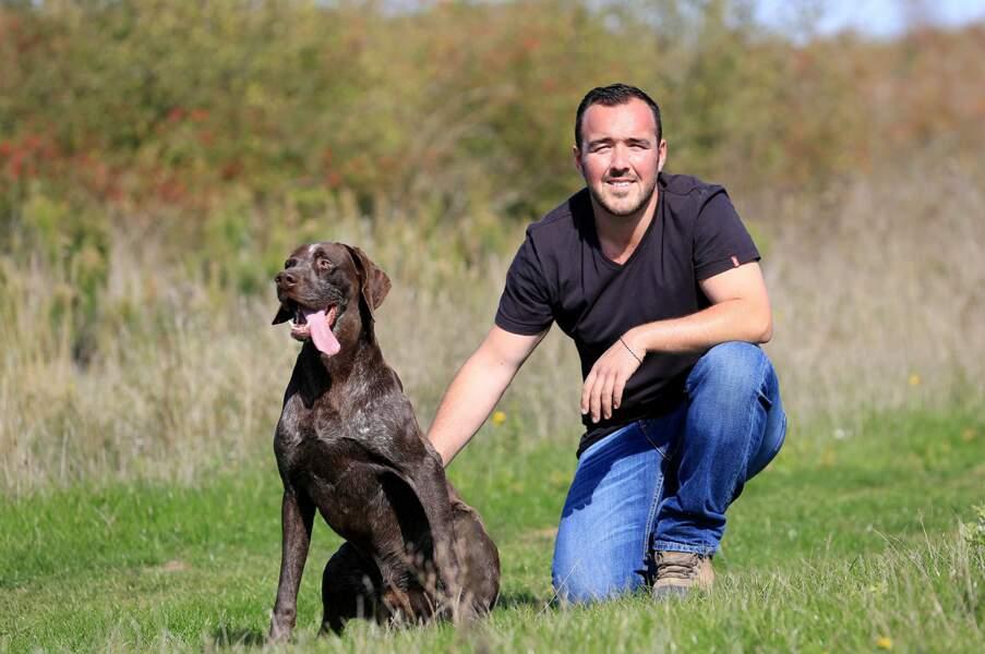 Benoît, 30 ans, travaille en région Centre