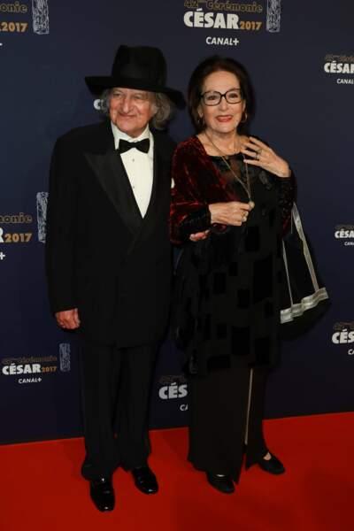 Nana Mouskouri et André Chapelle