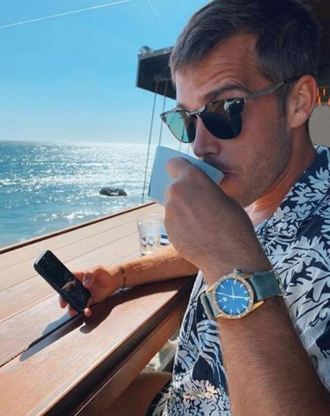 Marin, 28 ans, joueur de poker (Costa Rica)