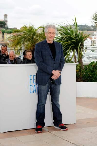 """Le réalisateur de """"Maps To The Stars"""", David Cronenberg"""