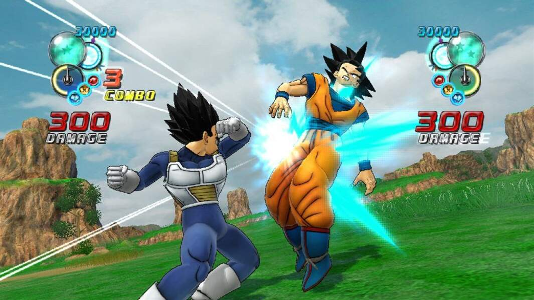 Dragon Ball Z: Ultimate Tenkaichi (2011 - PlayStation 3 & Xbox 360)