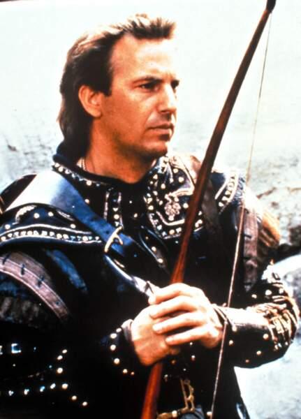 Kevin Costner dans Robin des bois, prince des voleurs