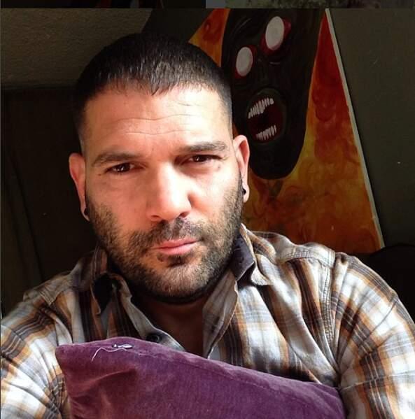 Guillermo Diaz incarne Huck, l'un des personnages principaux de Scandal