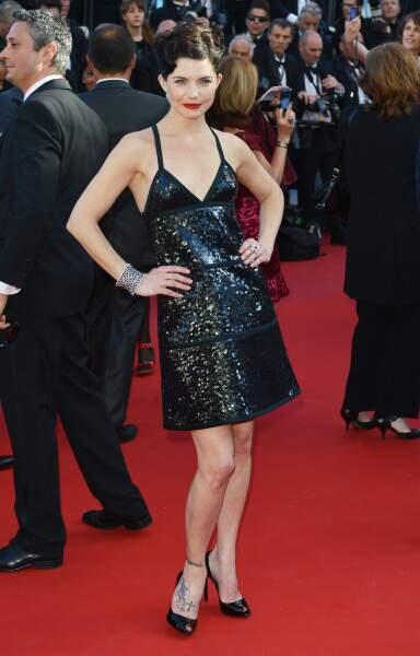 Elle a un air de star : Delphine Chanéac