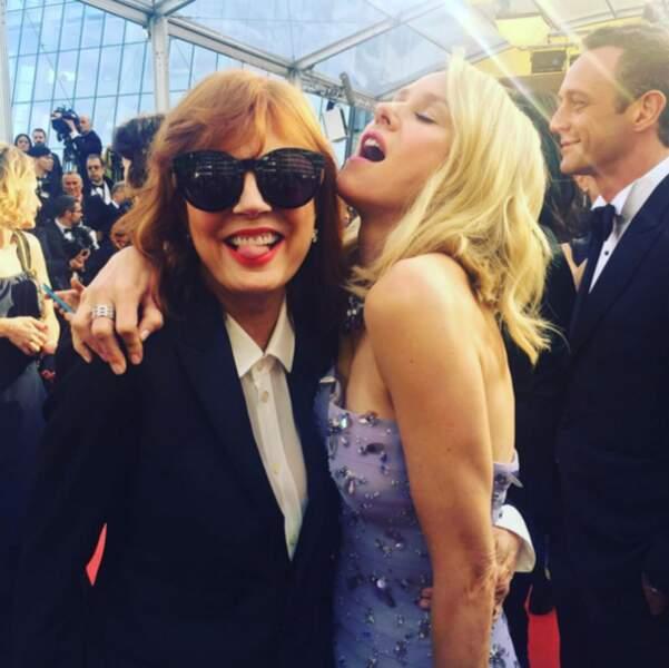Susan Sarandon et Naomi Watts ont l'air de s'amuser comme des folles