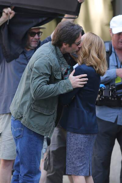 Mulder et Scully passeront-ils finalement à l'acte ? Mystère !