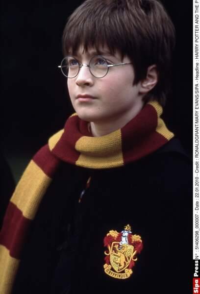 Le jeune Daniel Radcliffe est repéré en 1999 pour le rôle de sa vie : Harry Potter !
