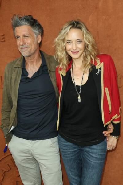 Marc Simoncini et Hélène de Fougerolles, toujours amoureux