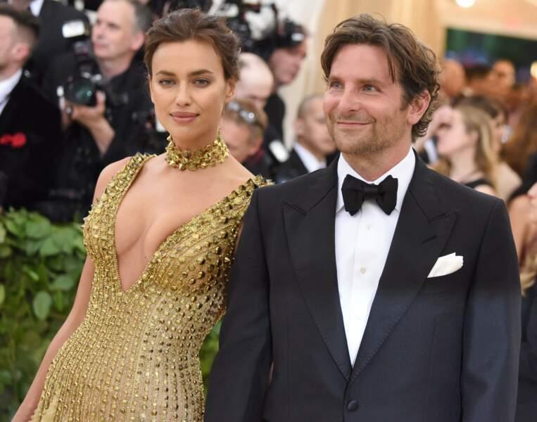 Aujourd'hui, Bradley Cooper est heureux en couple avec la top russe Irina Shayk
