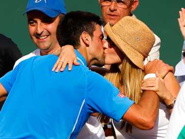 Sharapova, Dimitrov, Ivanovic, Murray... Les couples glamour de Roland-Garros