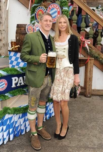 Et le couple n'hésite pas à se déguiser dans les traditions bavaroises pour l'Oktoberfest...