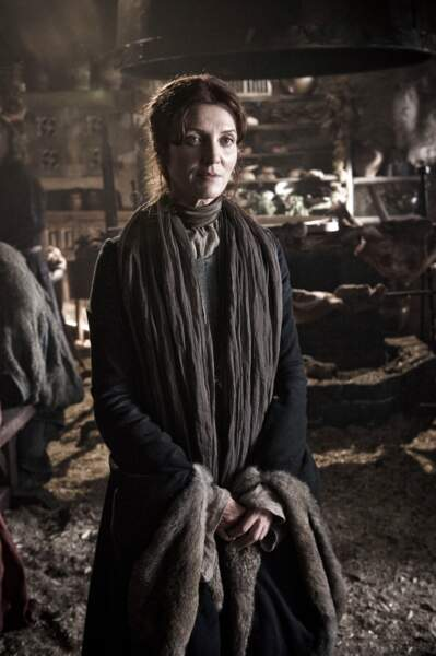 Michelle Fairley était la mère de famille Stark, Catelyn, pendant trois saisons