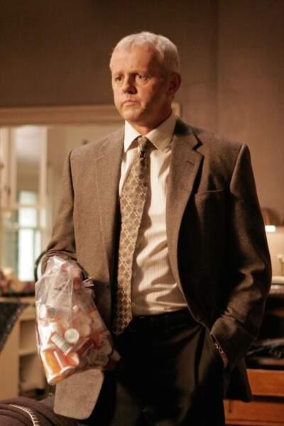 Michael Tritter, le policier ennemi de House