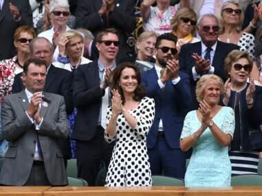 David Beckham, Kate et Pippa Middleton... Du beau monde à Wimbledon !