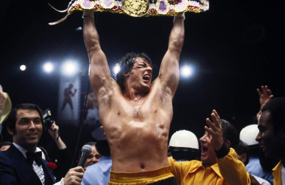 Rocky II la revanche (1979) : Il a gagné !