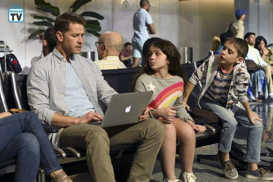 C'est Jenna Kurmemaj qui joue leur fille Olive Stone jeune au début du premier épisode...