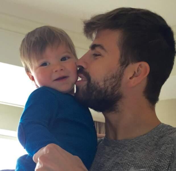 On espère qu'il est aussi chou que Sasha, le plus jeune fils de Shakira et Gerard Piqué.