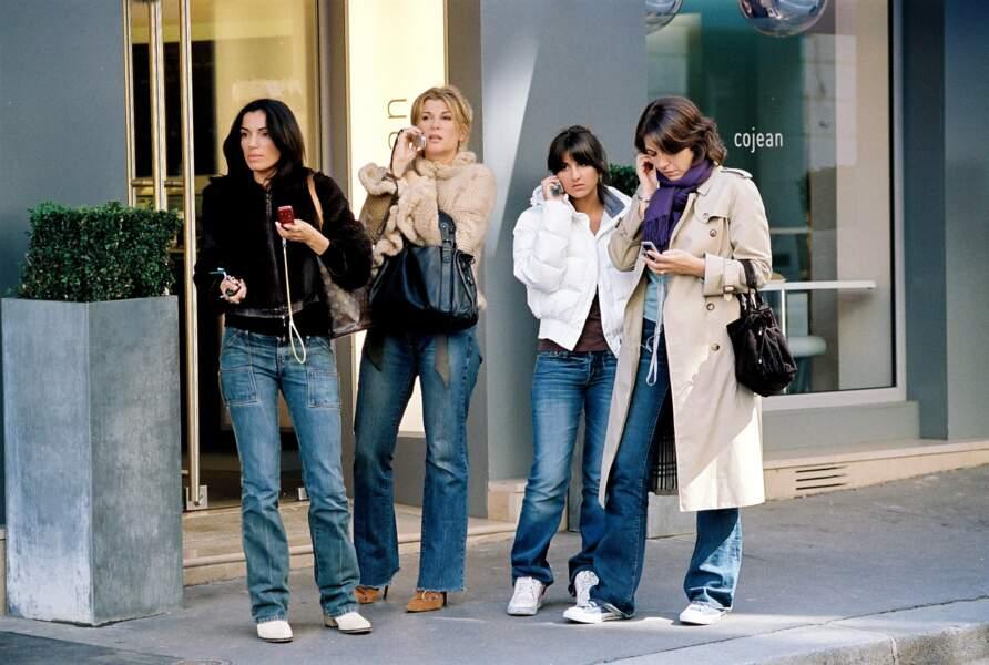 Comme t'y es belle (2006) et sa bande d'amies