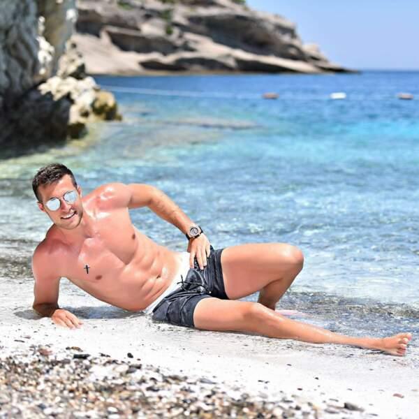 Uros Spajic (Serbie), 25 ans
